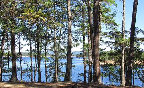 Lake Ouachita, Arkansas