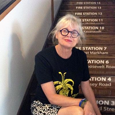 Anncha Briggs, designer and art consultant