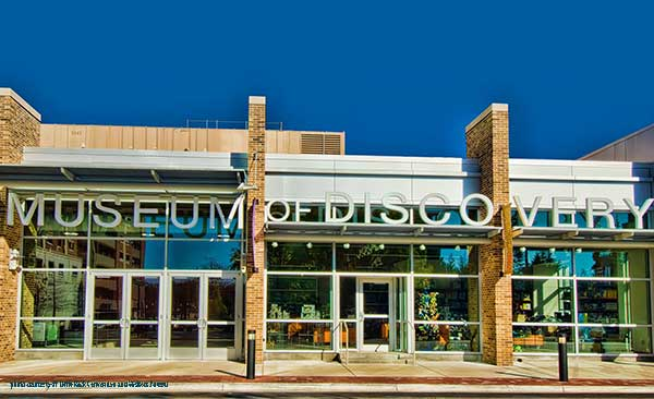 Museum of Discovery, Little Rock