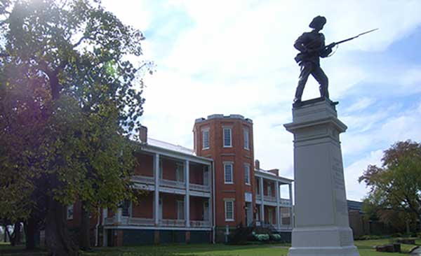 MacArthur Museum of Arkansas Military History