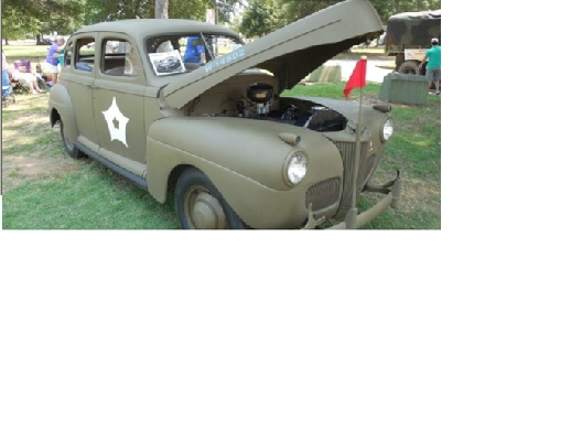FREE Vintage Military Vehicle Show in MacPark