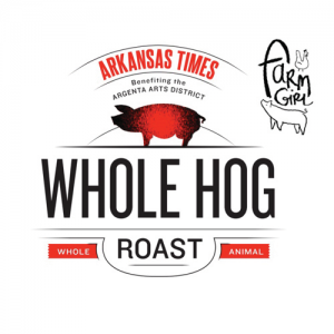 Arkansas Times Whole Hog Roast – Sunday, Oct. 1st