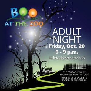 Boo at the Zoo this Friday Night